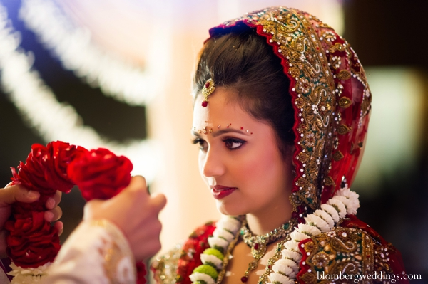 Indian wedding bride ceremony traditional in Dallas, Texas Indian Wedding by Greg Blomberg