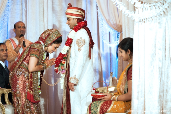 Indian wedding bride groom customs in Dallas, Texas Indian Wedding by Greg Blomberg