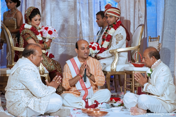 Indian wedding traditional customs in Dallas, Texas Indian Wedding by Greg Blomberg