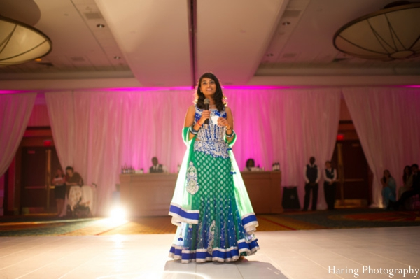 Indian wedding reception entertainment bollywood in Fort Lauderdale, Florida Indian Wedding by Haring Photography