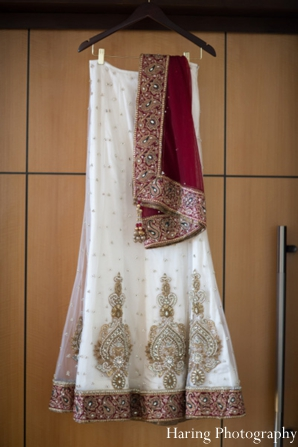 Indian wedding lengha traditional bridal in Fort Lauderdale, Florida Indian Wedding by Haring Photography