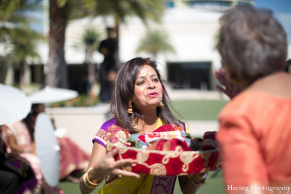 Indian wedding traditional baraat celebration in Fort Lauderdale, Florida Indian Wedding by Haring Photography