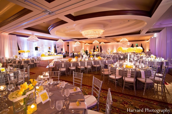 Indian wedding ball room reception venue