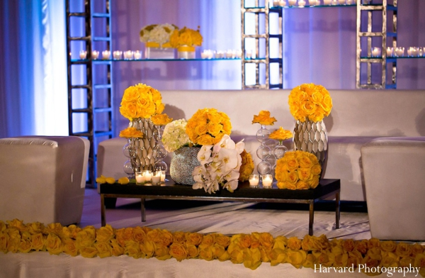 Indian wedding floral decor ideas