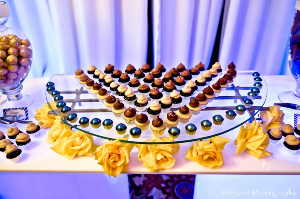 Indian wedding reception sweets cupcakes