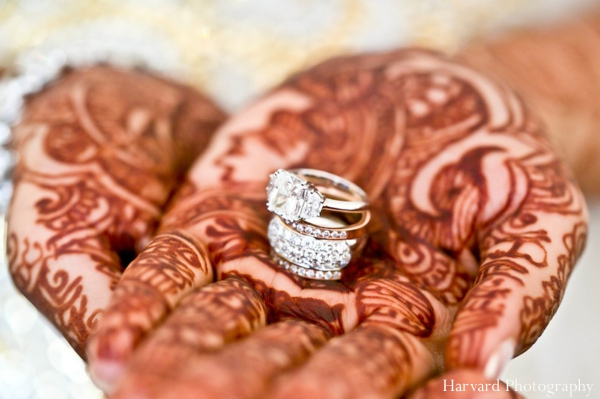 indian wedding rings diamonds henna - Indian Wedding Rings