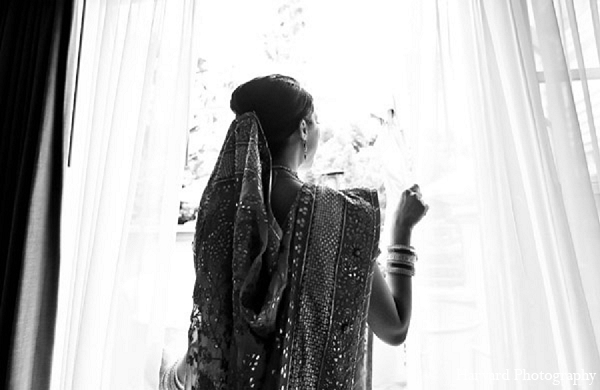 Indian wedding photography bride fashion in Santa Monica, California Indian Wedding by Harvard Photography