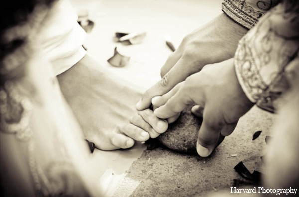 Indian wedding ceremony tradition in Newport Beach, Cailfornia Indian Wedding by Harvard Photography