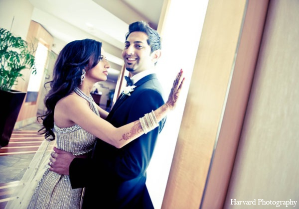 Indian wedding photos in Newport Beach, Cailfornia Indian Wedding by Harvard Photography