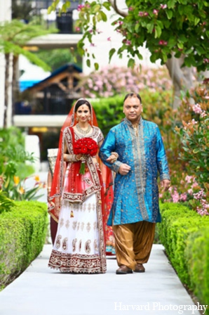 red,gold,teal,white,ceremony,traditional indian wedding,indian wedding traditions,Harvard Photography
