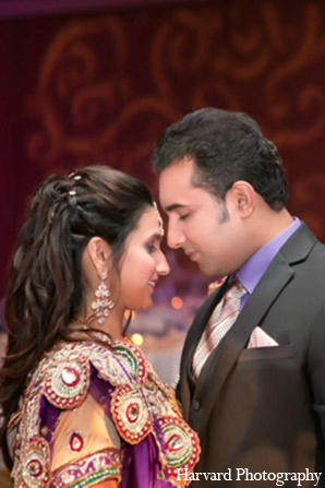 Indian wedding groom bride in Huntington Beach, CA Indian Wedding by Harvard Photography