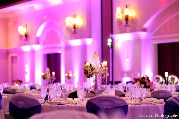 purple,white,Floral & Decor,Lighting,ideas for indian wedding reception,indian wedding decoration ideas,indian wedding ideas,Harvard Photography