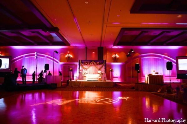 Indian wedding reception planning in Huntington Beach, CA Indian Wedding by Harvard Photography