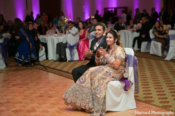 Indian wedding reception traditions in Huntington Beach, CA Indian Wedding by Harvard Photography