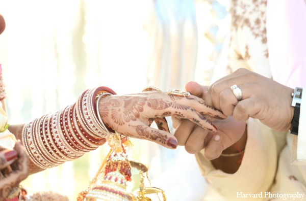 red,white,Footer Nav - Our Favorite Items,Photography,ceremony,traditional indian wedding,indian wedding traditions,Harvard Photography