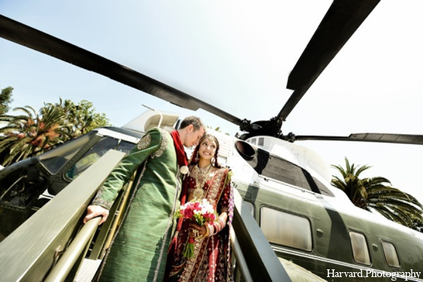 Indian wedding ceremony-transportation in Yorba Linda, CA Indian Fusion Wedding by Harvard Photography