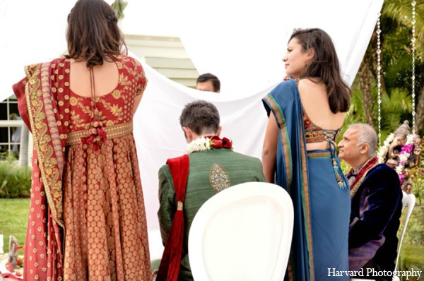Indian wedding ceremony in Yorba Linda, CA Indian Fusion Wedding by Harvard Photography