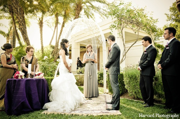 Indian wedding fusion ceremony in Yorba Linda, CA Indian Fusion Wedding by Harvard Photography