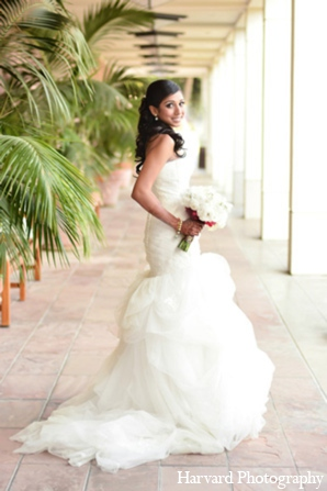 Indian wedding fusion outifts in Yorba Linda, CA Indian Fusion Wedding by Harvard Photography
