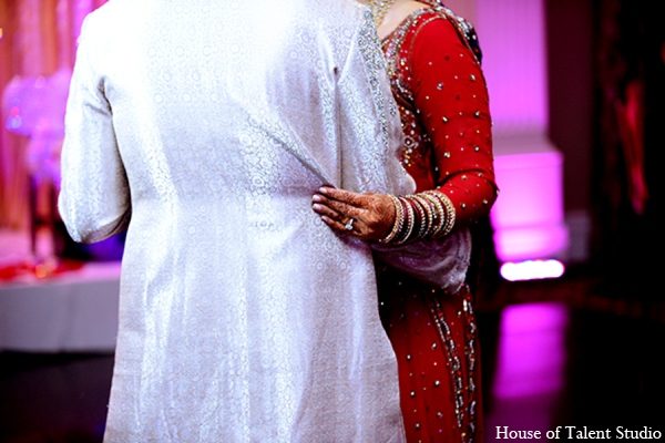 Indian bride groom in Central Valley, New York Pakistani Wedding by House of Talent Studio