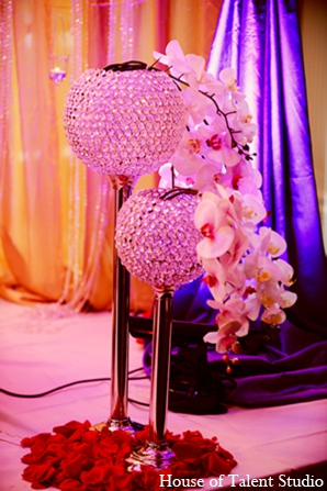 Indian wedding floral in Central Valley, New York Pakistani Wedding by House of Talent Studio