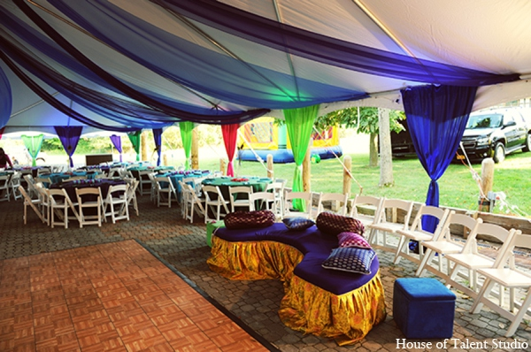 Indian wedding tents in Central Valley, New York Pakistani Wedding by House of Talent Studio