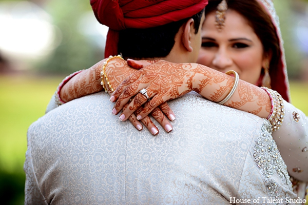 Pakistani bridal mehndi in Central Valley, New York Pakistani Wedding by House of Talent Studio