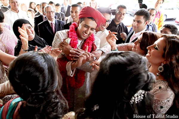 Pakistani groom in Central Valley, New York Pakistani Wedding by House of Talent Studio