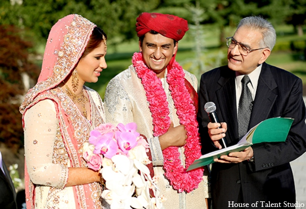 Pakistani wedding ceremony in Central Valley, New York Pakistani Wedding by House of Talent Studio