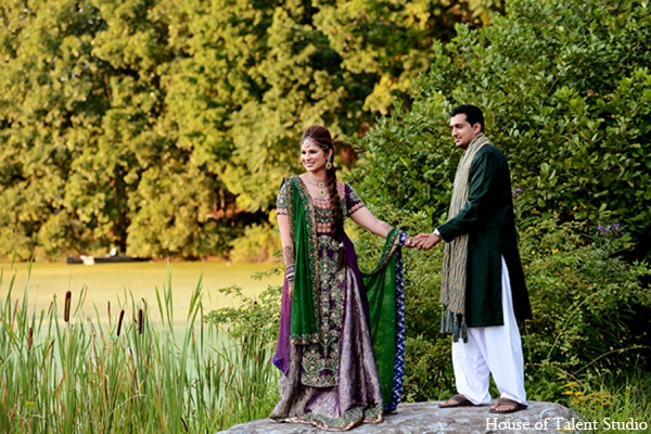 Pakistani wedding photo in Central Valley, New York Pakistani Wedding by House of Talent Studio