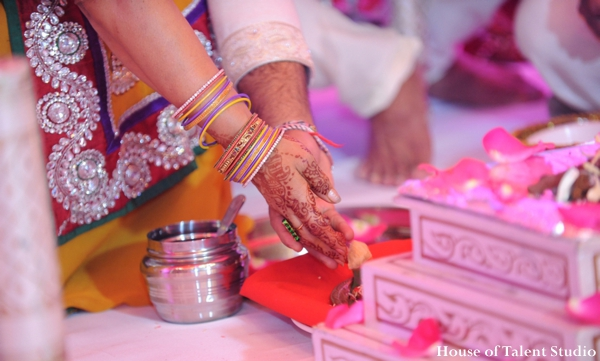 Indian wedding traditional wedding rituals customs in Huntington, New York Indian Wedding by House of Talent Studio