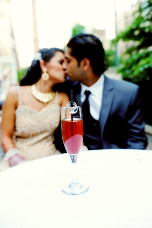 Indian-wedding-bride-groom-outdoor-nyc-portrait