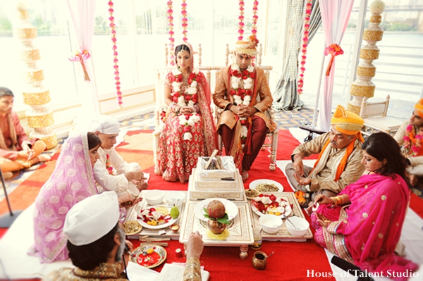 Indian-wedding-ceremony-bride-groom-rituals-customs