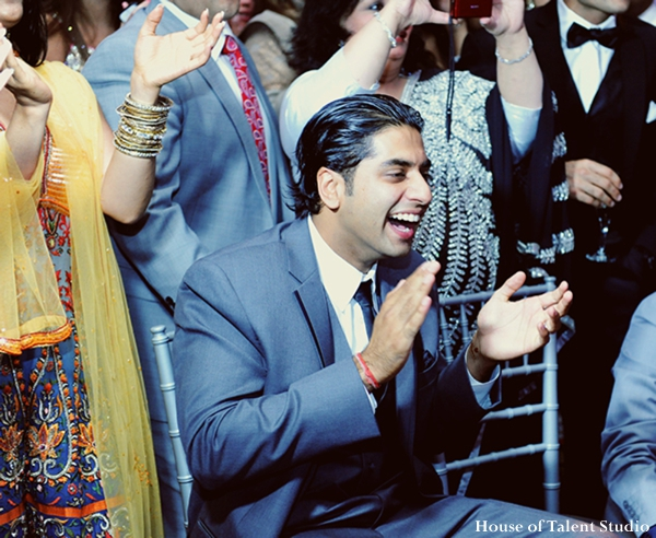 Indian-wedding-groom-happy-reception-celebration
