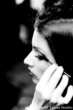 Indian-wedding-makeup-black-white