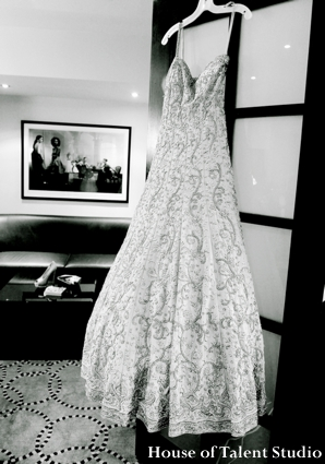 Indian-wedding-white-dress-sequined-embellished