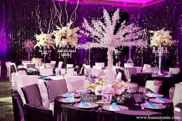 Wedding Reception Decoration Checklist