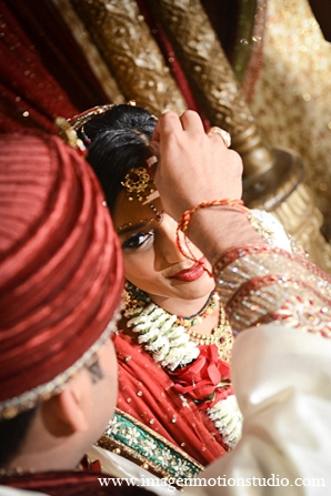 Indian wedding bride ceremony groom traditions in Houston, Texas Indian Wedding by Image N Motion Studio