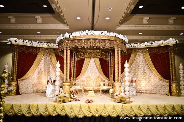 Houston, Texas Indian Wedding by Image N Motion Studio - Maharani