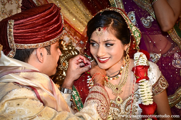 Indian Wedding Traditions Bride Groom In Houston Texas By Image N Motion Studio