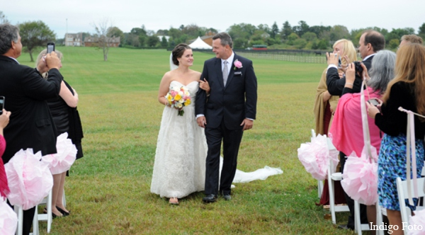 Indian fusion wedding in Orient Point, New York Indian Fusion Wedding by Indigo Foto