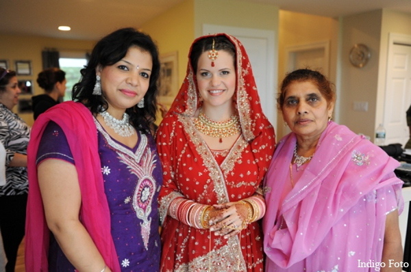 Indian wedding outfits in Orient Point, New York Indian Fusion Wedding by Indigo Foto