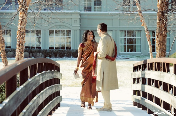 Indian bride groom photos in Pearl River, NY Indian Fusion Wedding by Indigo Foto
