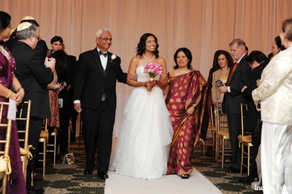 Indian wedding bridal gowns in Pearl River, NY Indian Fusion Wedding by Indigo Foto
