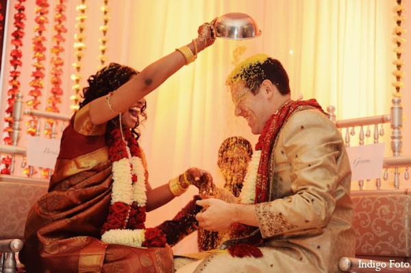 Indian wedding ceremony customs in Pearl River, NY Indian Fusion Wedding by Indigo Foto