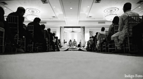 Indian wedding ceremony in Pearl River, NY Indian Fusion Wedding by Indigo Foto
