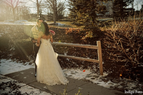 Indian wedding pictures in Pearl River, NY Indian Fusion Wedding by Indigo Foto