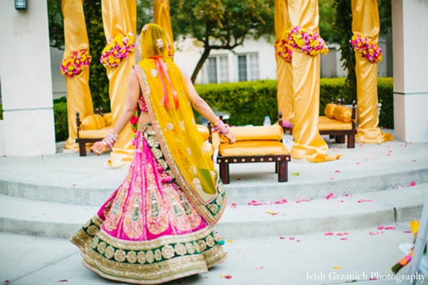 Indian wedding bridal ceremony mandap portraits