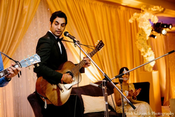 Indian wedding groom music entertainment
