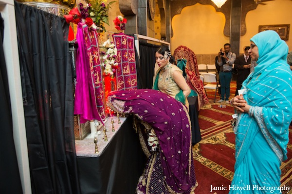 Indian wedding bride traditions in Atlanta, Georgia Indian Wedding by Jamie Howell Photography